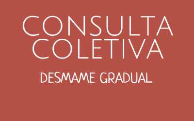 Consulta Coletiva | Desmame Gradual