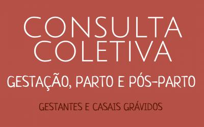 Consulta Coletiva | Gestantes e Casais Grávidos